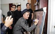 Bị chỉ trích dữ dội vì ký tên lên tranh quý đấu giá, Đàm Vĩnh Hưng lên tiếng