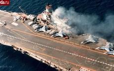 """Sự thật nhức nhối: Tàu sân bay Nga biến thành """"con vịt mù"""" chỉ vì thiếu thứ này?"""