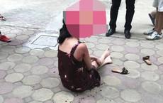 Mẹ nghi can nổ súng bắn vợ: Trong lúc không kiềm chế được mới hành động dại dột