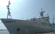 Tàu hải quân Mỹ tới Đài Loan vào thời điểm nhạy cảm, chuyên gia coi là hành động nguy hiểm