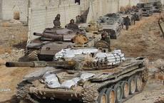 """Arab Saudi bất ngờ trở mặt, tung """"cú đấm thôi sơn"""", đẩy phiến quân Syria vào cửa tử"""