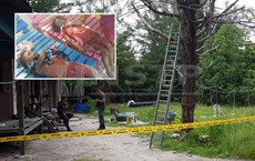 Nghe lời cầu cứu của người đàn ông toàn thân đầy máu, cảnh sát đến chứng kiến cảnh tượng kinh hoàng với 4 đứa trẻ