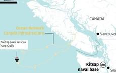 """Trung Quốc đưa """"tai mắt"""" cài đặt dưới đáy biển sát nách căn cứ tàu ngầm hạt nhân Mỹ"""
