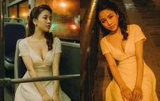 Hot girl Trâm Anh tiếp tục chụp ảnh sexy, hé lộ tin nhắn mời đi khách