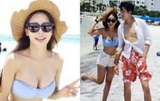 Cuộc sống sau 3 tháng kết hôn của Hoa hậu Hàn lấy chồng đáng tuổi cháu, chụp ảnh cưới ở Việt Nam