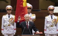 """Tân Chủ tịch nước Nguyễn Phú Trọng: """"Tôi vừa mừng vừa lo"""""""