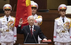 Tân Chủ tịch nước: 'Tuyệt đối không được chủ quan, không được quá say sưa với thắng lợi'