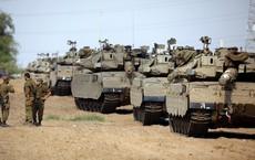 NÓNG: Bị dồn đến chân tường, Quân đội Israel dồn xe tăng quyết chiến Hamas ở Gaza