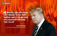 Ý tưởng NATO Ả Rập của TT Trump: Khó tìm đất sống, dễ đổ thêm dầu vào lò lửa Trung Đông
