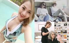Cuộc sống sang chảnh của em gái ruột Quang Vinh và chồng đẹp trai như tài tử