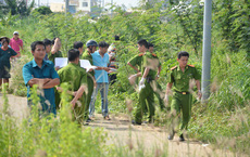 Nam thanh niên bị bạn tình đồng tính kề dao vào cổ cướp xe ở Sài Gòn