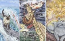 Rút một lá bài Tarot Mèo để xem những biến động lớn nào sẽ đến với bạn trong nửa cuối tháng 11
