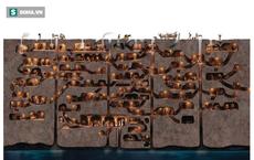 Phát hiện thành phố ngầm khổng lồ, có 18 tầng trong lòng đất, chứa được 20.000 người