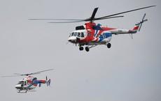 Xem video máy bay trực thăng Nga trình diễn mãn nhãn và đẳng cấp tại Hà Nội
