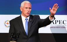 """Ông Pence """"đá xoáy"""" TQ: Đừng lấy những khoản vay khiến bạn trả giá bằng chủ quyền"""