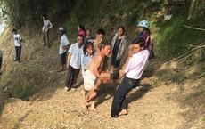 Huy động cả xã ra tìm kiếm thi thể 3 nam sinh lớp 9 đuối nước dưới sông