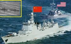Chi tiết mới và bất ngờ về vụ đụng độ đầu tiên của tàu khu trục Mỹ và TQ ở Biển Đông