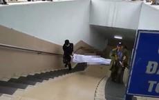 Hà Nội: Người dân đi tập thể dục phát hiện xác chết dưới hầm Kim Liên