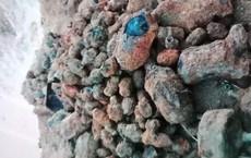 Người dân tá hoả phát hiện hàng loạt bom, mìn, lựu đạn trong vườn nhà