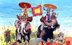 Trước khi hy sinh oanh liệt, Hai Bà Trưng vẫn khiến gần 1 vạn quân địch bỏ mạng