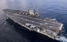 Lo ngại Nga dùng tên lửa S-300, Mỹ điều tàu sân bay USS Harry Truman đến sát Syria