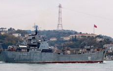 Tàu Nga ùn ùn chở vũ khí, trang bị tới Syria: Sẵn sàng cho đòn tấn công quyết định