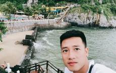 Trai đẹp Huy Hùng - người ghi bàn mở tỉ số cho Việt Nam: Từng suýt bỏ bóng đá về quê chăn bò