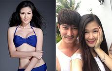 Á hậu gợi cảm, chịu nhiều áp lực khi trở thành vợ 2 của diễn viên Huy Khánh