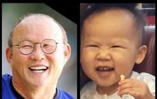 8 khoảnh khắc của cô bé 2 tuổi khiến dân mạng thích thú vì quá giống HLV Park Hang-seo