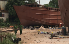 Xác định danh tính 2 nạn nhân tử vong trong vụ nổ xưởng đóng tàu ở Sài Gòn