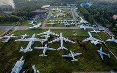 Những báu vật của Không quân Nga đối mặt với nguy cơ bị xẻ thịt không thương tiếc