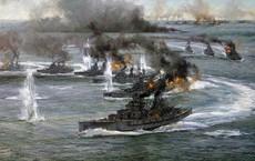 Trận hải chiến đẫm máu Anh - Đức: Những giây phút nghẹt thở