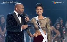 Chung kết Hoa hậu Hoàn vũ 2018: H'Hen Niê vỡ oà khi được gọi tên vào Top 10