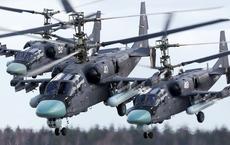 """""""Cá Sấu"""" Ka-52: Vũ khí Nga sẽ sử dụng để chế áp phòng không Ukraine nếu chiến sự xảy ra?"""