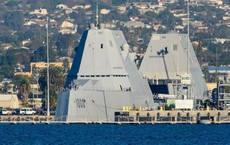 """""""Choáng"""" trước dàn chiến hạm Mỹ tại San Diego: Quá hiện đại, quá đắt nhưng... vô dụng"""