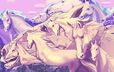 """Số ngựa thấy trong tranh sẽ """"định đoạt"""" bạn có phải lãnh đạo tài giỏi bẩm sinh hay không"""