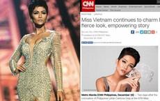 BBC, CNN đăng bài khen H'Hen Niê, cư dân mạng: Hãy đến Hollywood, thành người mẫu chuyên nghiệp