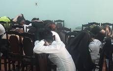 Hàng chục đôi nam nữ phê ma tuý ở quán bar trong ngày lễ tình nhân