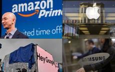 10 thương hiệu giá trị nhất thế giới năm 2018
