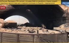 Mỹ tập kích Syria ồ ạt bằng tên lửa hành trình Tomahawk: Phòng không Syria đã ở đâu?