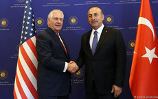 """Thổ - Mỹ bắt tay , bước đầu tiên của """"Việt Nam hóa cuộc chiến Syria"""""""
