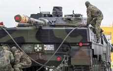 Còn chưa tới 10 tăng Leopard 2 đủ sức chiến đấu, Đức chẳng thể là mối đe dọa với Nga