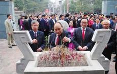 Thủ tướng Nguyễn Xuân Phúc dự lễ hội kỷ niệm 229 năm chiến thắng Ngọc Hồi - Đống Đa