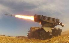 Tên lửa, pháo binh Syria ồ ạt hủy diệt phiến quân vùng Đông Ghouta