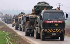"""Thổ Nhĩ Kỳ cảnh báo """"kết cục thê thảm"""" nếu quân đội Syria tiến vào Afrin"""