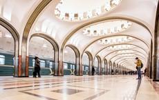 Hệ thống xe điện ngầm đã che chở người dân Moscow trước bom đạn như thế nào?