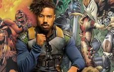 Đầy hận thù và vô cùng đáng sợ: Đó là miêu tả rõ ràng nhất về tử địch của Black Panther