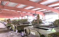 Bữa tất niên không thể nào quên bên bờ sông Sê rê pốc của lính xe tăng: Con ba ba khổng lồ
