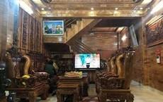 'Nhà gỗ tiền tỷ' của cán bộ kiểm lâm Lai Châu: 'Tất cả là nhờ vợ hết đấy'