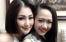Nhan sắc chị dâu xinh đẹp khiến ca sĩ Hương Tràm hãnh diện